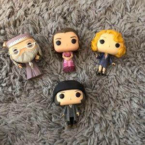Other - Harry Potter Pop figures